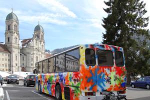 Bus-Café im Adlermättli