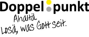 Logo und Motto, unschattiert