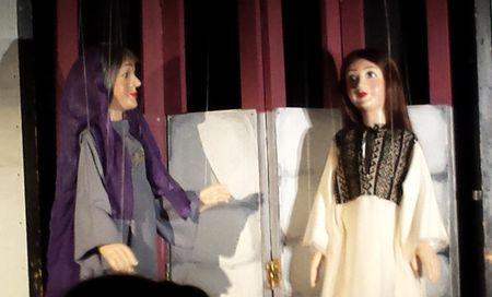 Maria und Elisabeth