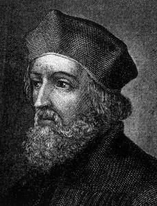 Jan Hus, Stich